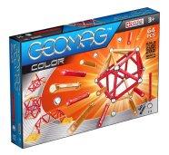 Geomag magnetkonstruktor Värvid 64 tk