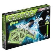 Geomag magnetkonstruktor Glow Space 76 tk