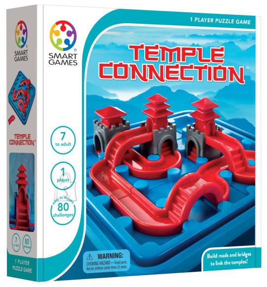 Smart Games Nuputamismäng Templite ühendus