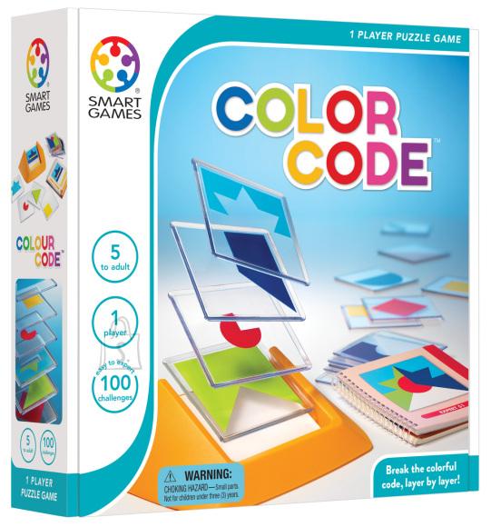 Smart Games Nuputamismäng Värvikood