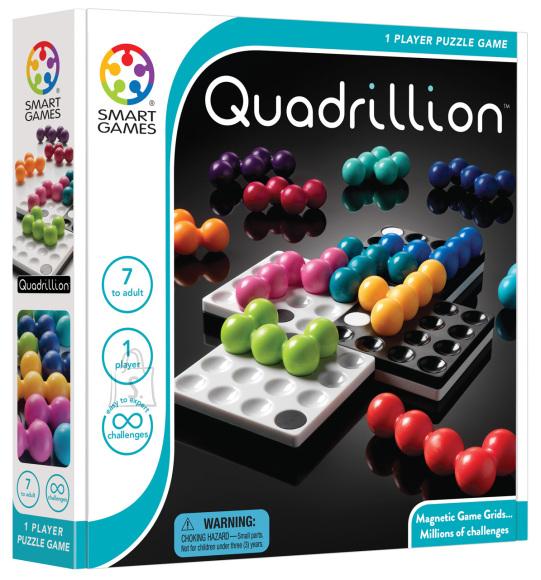 Smart Games Lauamäng Kvadriljon
