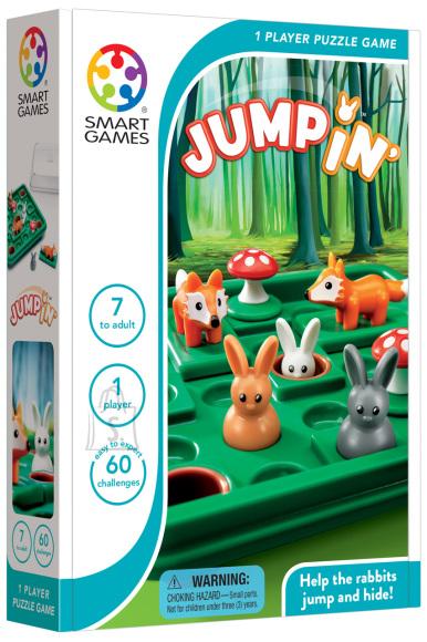 Smart Games Lauamäng Hüppa sisse