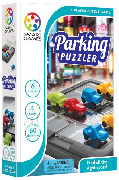Smart Games Lauamäng Parkimismõistatus