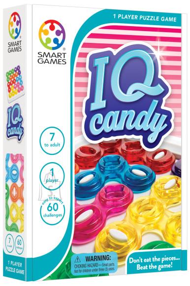 Smart Games Lauamäng IQ-kommid