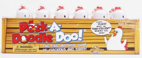 Fat Brain Toys Kanad pesale ehk Peek-a-Doodle Doo!