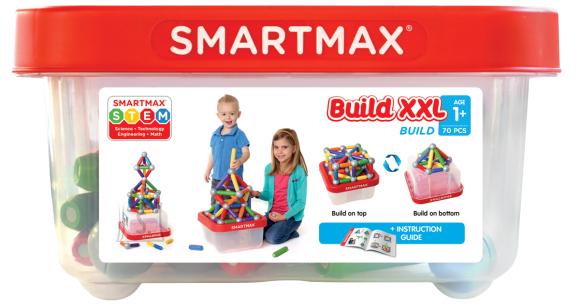 Smartmax Suured magnetid SmartMax kastis - 70 osa