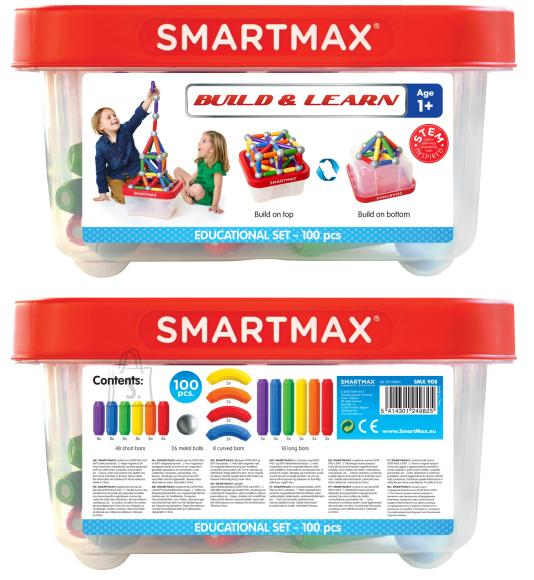 Smartmax Suured magnetid SmartMax kastis - 100 osa