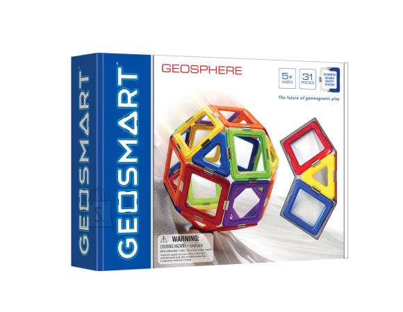 Geosmart Geosmart magnetkonstruktor Geosfäär 31 osa