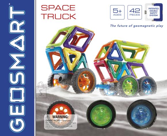 Geosmart Geosmart magnetkonstruktor Kosmose veok 43 osa