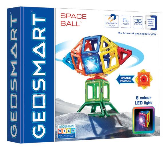 Geosmart Geosmart magnetkonsruktor Kosmose pall 36 osa