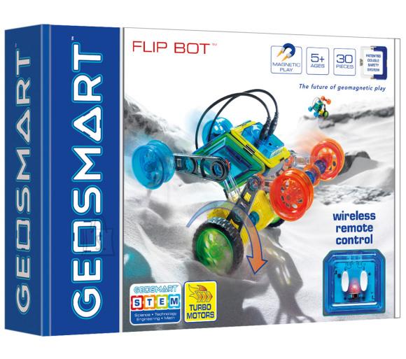 Geosmart Geosmart magnetkonstruktor Flip Bot 30 osa
