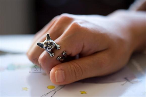 """Sõrmus """"Koer"""""""