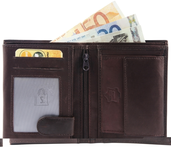 Excellanc täisnahast rahakott
