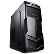 GF ATX-6003 (black)/ 1xUSB 3.0/ 1xUSB 2.0/ HD Audio/ w/o PSU