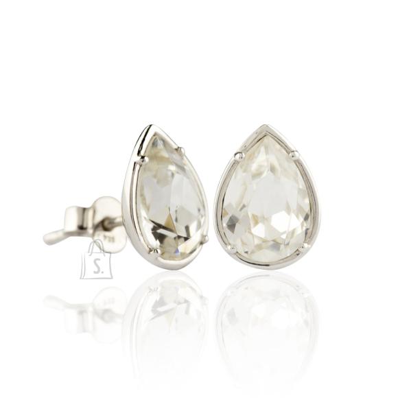 Siselly 925 hõbekõrvarõngad Swarovski kristallidega