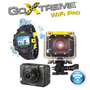 GoXtreme Seikluskaamera GoXreme Wifi Pro