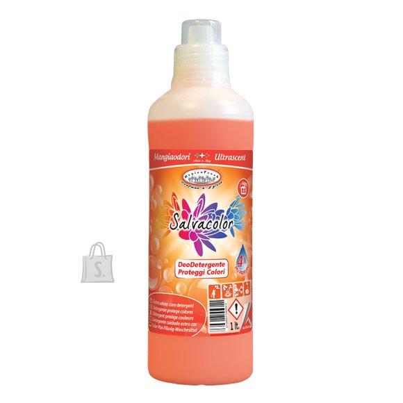 HygienFresh Kontsentreeritud pesuaine värvilisele pesule 1L