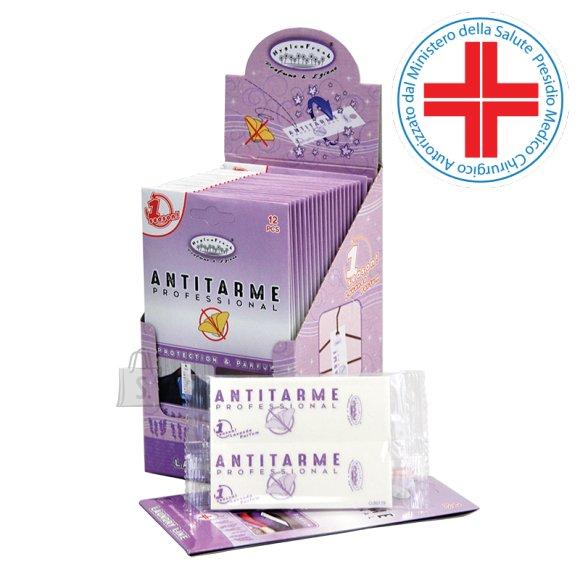 HygienFresh Koitõrjevahend 12 tk pakis, lavendli lõhnalised kaardid.