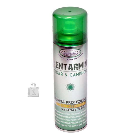 HygienFresh LENTARMIN 300 ml. Koidevastane vahend, villa kaitse (seeder ja kamper)