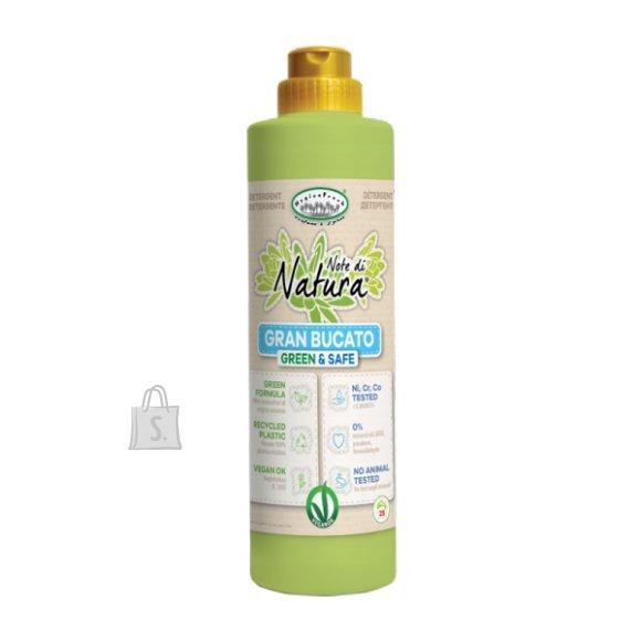 HygienFresh Ökoloogiline pesuvahend Note di Natura 750 ml, 25 pesukorda!