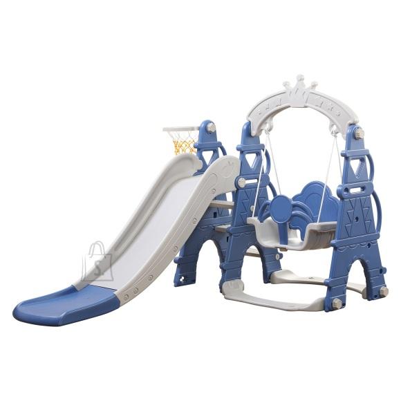 Mänguväljak lastele Sofia, sinine-hall