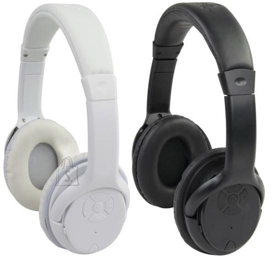 Grundig juhtmevabad bluetooth kõrvaklapid, must
