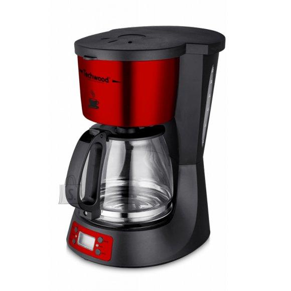Techwood kohvimasin Inox Red, punane