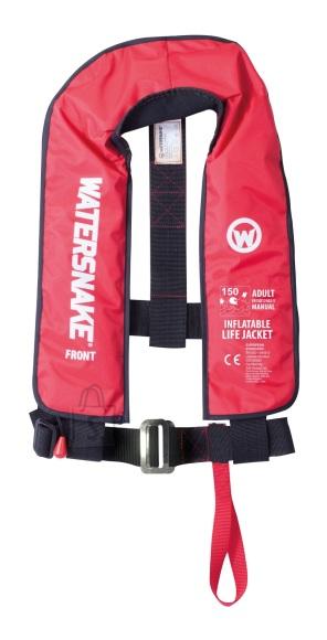 Watersnake Isetäituv manuaalne päästevest Watersnake 150N, punane
