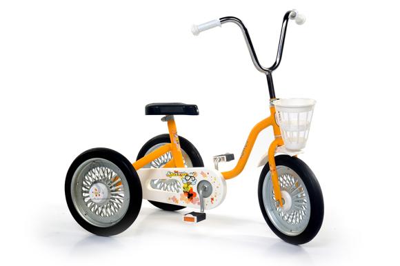 Velo Machine kolmerattaline jalgratas Sparite erinevad värvid