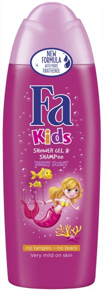 Fa dushigeel Kids Mermaid 250 ml