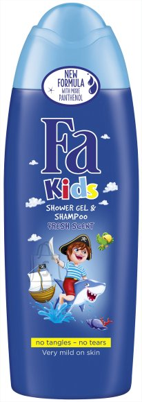 Fa dushigeel Kids Pirate 250 ml
