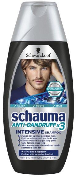 Schauma shampoon Anti-dandruff Intensive 250 ml