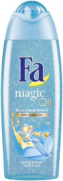 Fa dushigeel Magic Oil BLUE LOTUS 250 ml
