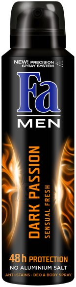 Fa deodorant Men Dark Passion 150 ml