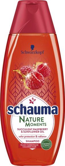 Schauma shampoon Nature Moments 400 ml
