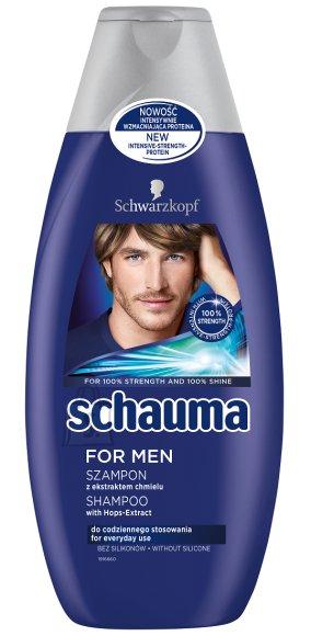 Schauma shampoon Men 400 ml