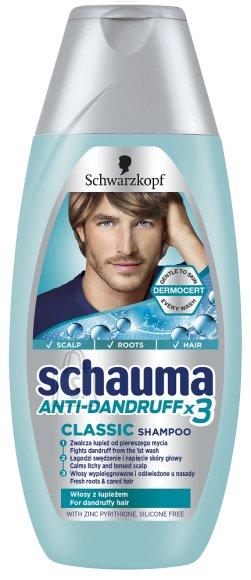 Schauma shampoon Anti-dandruff Classic 250 ml