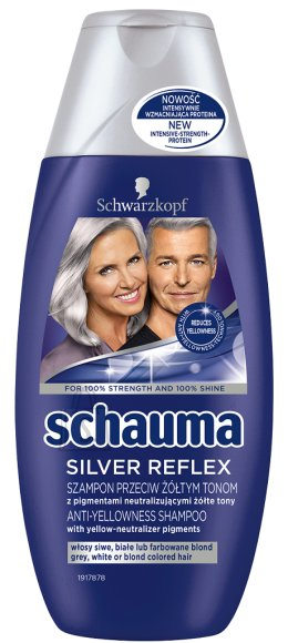 Schauma shampoon Silver Reflex 250 ml