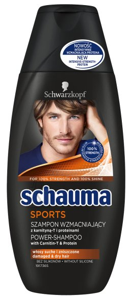 Schauma shampoon Men Sports 250 ml