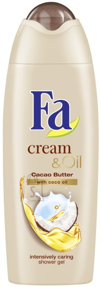Fa dushigeel Cacao butter & Coco oil 250 ml