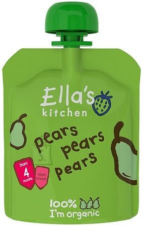 Ella's Kitchen Ella's Kitchen Pirnipüree pears pears pears 70g