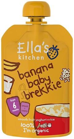 Ella's Kitchen banaani hommikupüree 100 g ÖKO