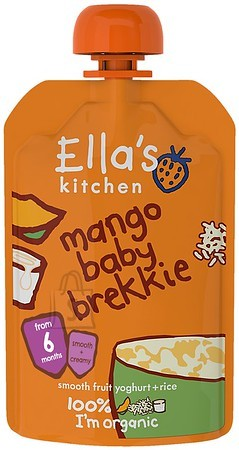 Ella's Kitchen mango hommikupüree 100 g ÖKO