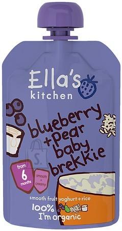 Ella's Kitchen mustika-pirni hommikupüree 100 g ÖKO