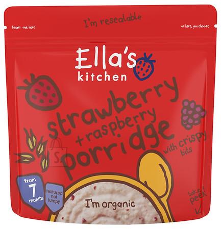 Ella's Kitchen maasika-vaarika puder 175 g
