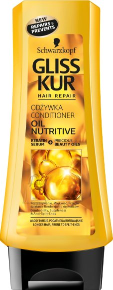 Schwarzkopf Gliss Kur palsam Oil Nutritive 200 ml