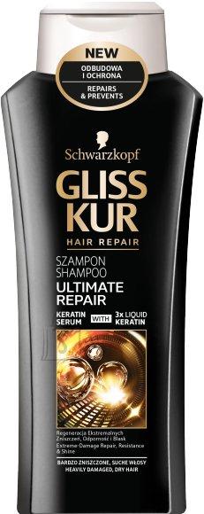 Schwarzkopf Gliss Kur shampoon Ultimate Repair 400 ml