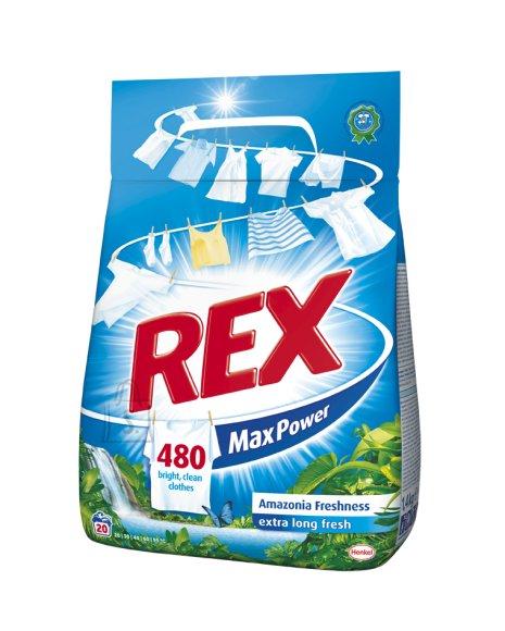 Rex Amazonia Freshness 20 WL 1,4 kg