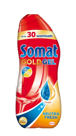 Somat Gold Gel Neuta Fresh 600 ml 30 WL