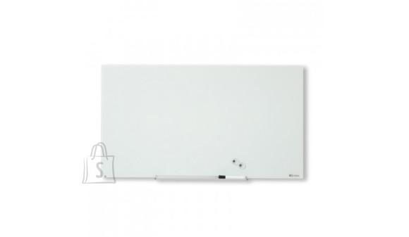 """Klaastahvel magnetpinnaga NOBO DIAMOND 31"""", laiekraan, 68x38 cm, valge"""